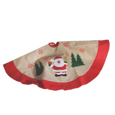 Santa Christmas Tree Skirt (91.4cm)