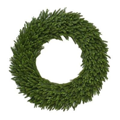 "Vermont 240CM (96"") Spruce Wreath 1888 Tips"