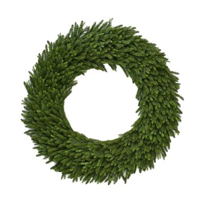 "Vermont 180CM (72"") Spruce Triple Wreath 1520 Tips"