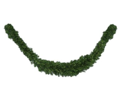 Colorado 9 FT Spruce swag Garland 360 Tips