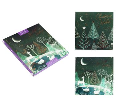 Enchanted Forest 10 Pack Cards