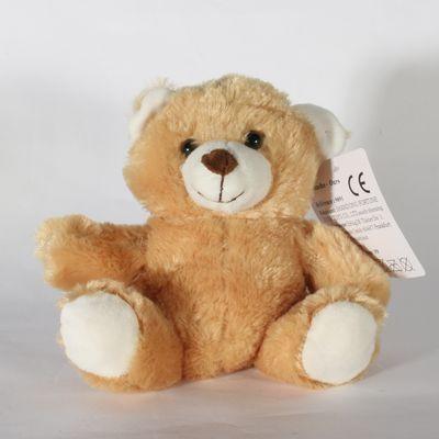 Sandy Brown Baby Bundle Bear 18cm (Plush Soft Toy)