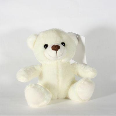 White Baby Bundle Bear 18cm (Plush Soft Toy)