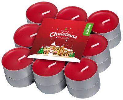 Bolsius  Scented tealights 4hr 18pack - Cherry