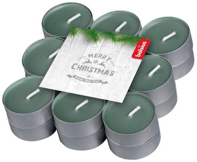 Bolsius Scented tealights 4hr 18pack - Winterwood