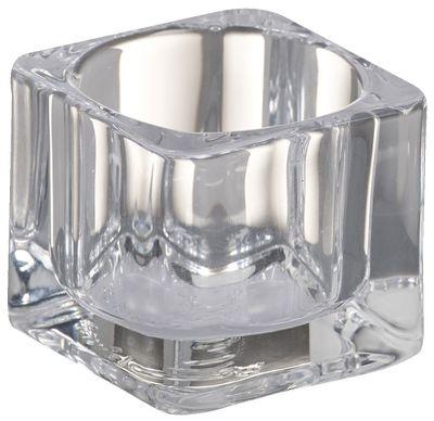 Glass Tealight Holder Square 40/55