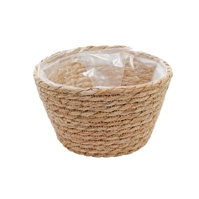 Small Round Grass Basket 21cm