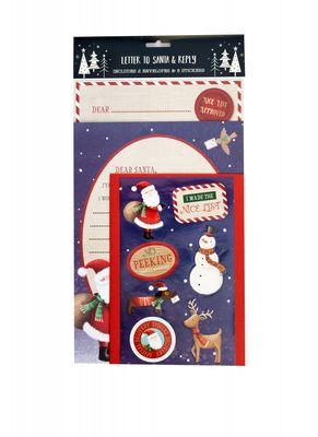 Letter To Santa - Whimsical