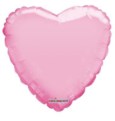 Pastel Cream Heart Balloon - 18 Inch