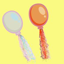 Balloons Tassels & Tails