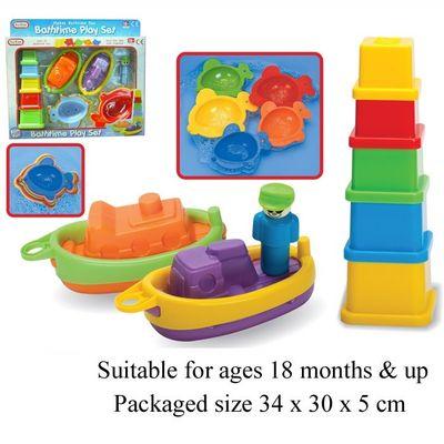 T14476 Bathtime Play Set