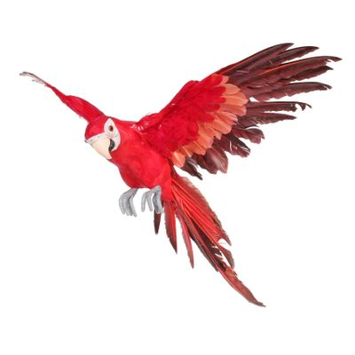 Red Flying Macaw (S)
