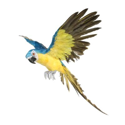 Blue Flying Macaw (S)