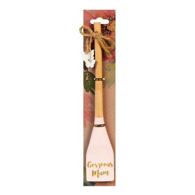 Vintage Boutique Decorative Wooden Spoon - Gorgeous Mum
