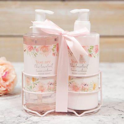 Sophia Hand Soap & Lotion Set 300ml - Loveliest **MULTI 3**