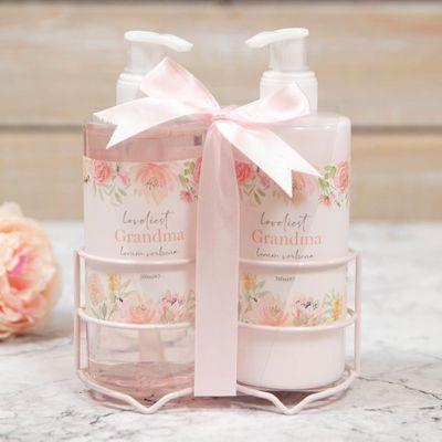 Sophia Hand Soap & Lotion Set 300ml - Grandma **MULTI 3**