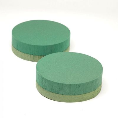 7 inch Oasis Floral Foam Posy Pad (2 pack)