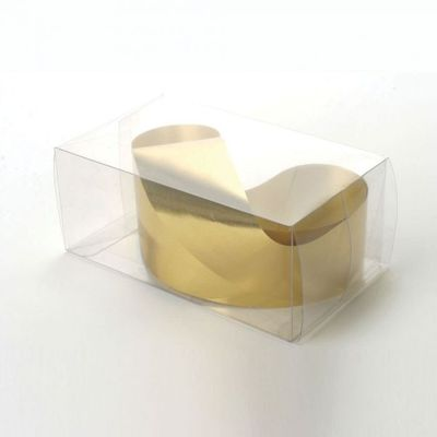 Clear Corsage Box (pack of 10)