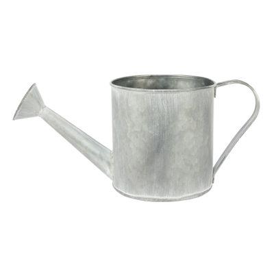 Antique Grey Zinc Watering Can