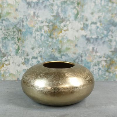 Mayfair Pebble Medium Gold
