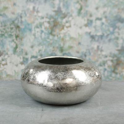 Mayfair Pebble Small Silver