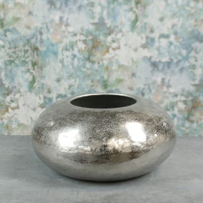 Mayfair Pebble Large Silver
