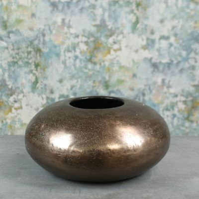 Mayfair Pebble Large Bronze