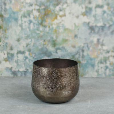 Mayfair Planter Small Bronze