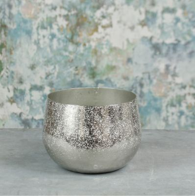 Mayfair Planter Medium Silver