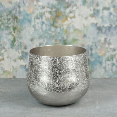Mayfair Planter Large Silver