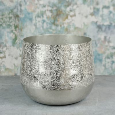Mayfair Planter X Large Silver