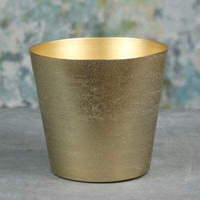 Mayfair Long Tom Large Gold