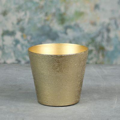 Mayfair Long Tom Medium Gold
