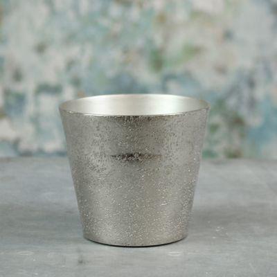 Mayfair Long Tom Medium Silver