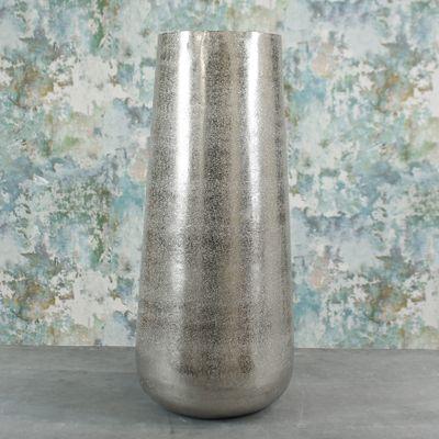 Mayfair Foyer Vase Large Silver
