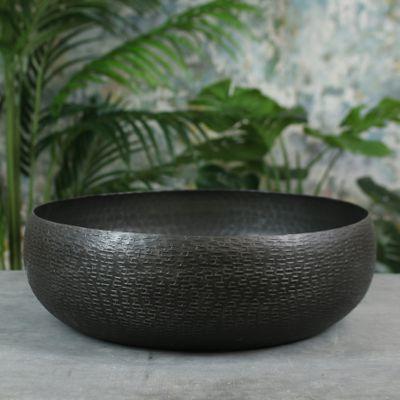 Hampstead Bowl Large Graphite