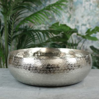 Hampstead Bowl Large Silver