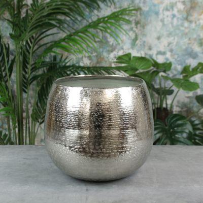 Hampstead Planter Small Silver
