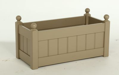 AFK Painted Trough- Nutmeg (66cm)