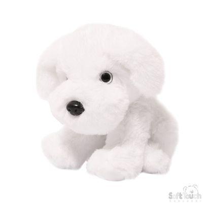 15cm White Puppy No. TP415-W