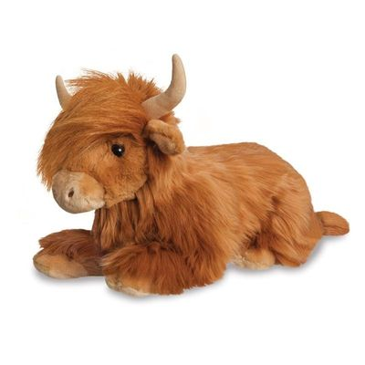 Luxe Boutique Bruce Highland Cow 16In
