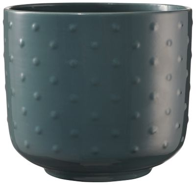 Baku Pearl High Gloss Green-Blue (W17cm x H19cm)