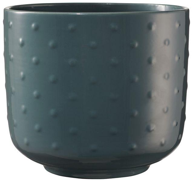 Baku Pearl High Gloss Green-Blue (W13cm x H12cm)