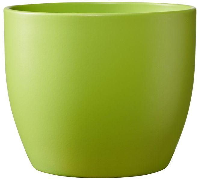 Basel Colour Splash Matte Banana Green (W14cm x H13cm)