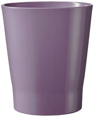 Merina Orchid Vase Shiny Antique Lilac (W16cm x H18cm)