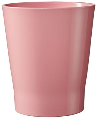 Merina Candy Orchid Vase Shiny Candy Rose (W14cm x H15cm)