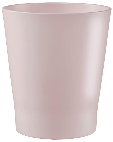 Merina Pastel Orchid Vase Matte Pastel Rose (W14cm x H15cm)