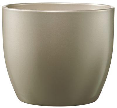 Basel Elegance Metallic Grey-Beige(W13cm x H12cm)