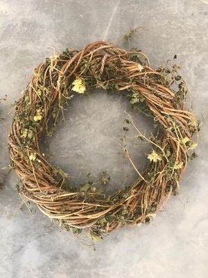 Small Hop Wreath