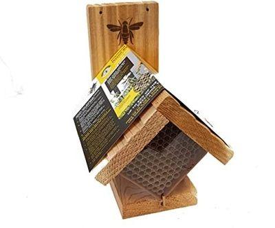 Diamond Mason Bee House with refillable nest tubes